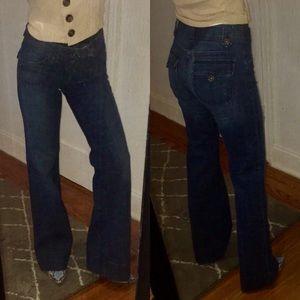 Banana Republic Jeans - Wide Leg Jeans